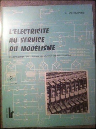 Livre gratuits en ligne L'électricité au service du modélisme tome 2 epub pdf