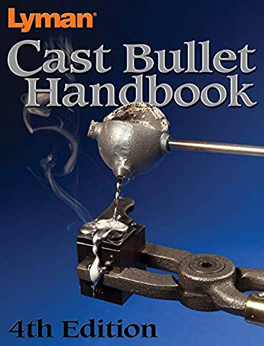 Lyman Cast Bullet Handbook 4Th Edition from Lyman