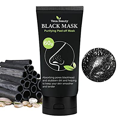 Blackhead Remover Black Mask Purifying Peel-off Mask