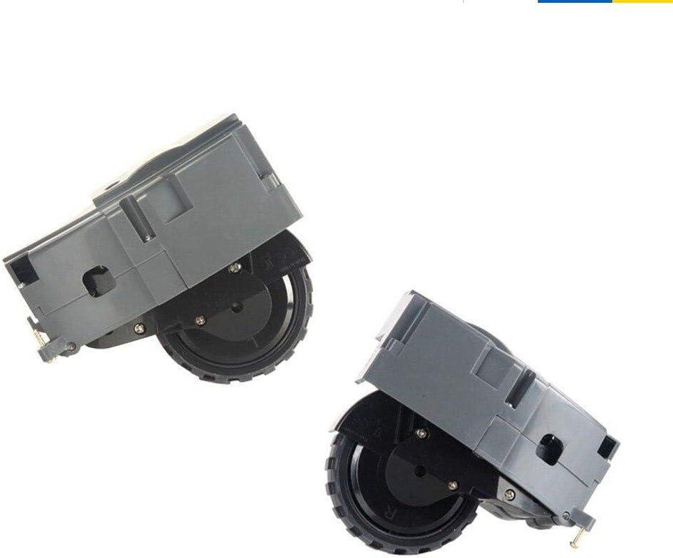 Robot Aspirador Rueda con Motor Izquierda y Derecha Rueda para ...