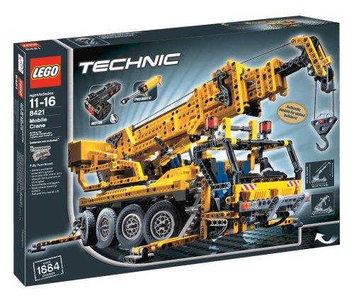 Amazon.com: LEGO Technic Mobile Crane: Toys & Games