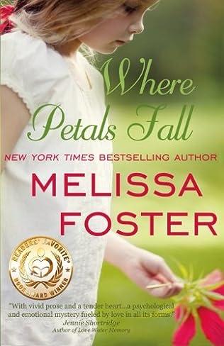 book cover of Where Petals Fall