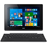 "Acer Switch 10E PC Portable 2-en-1 Tactile 10"" Blanc (Intel Atom, 2 Go de RAM, SSD 32 Go + Disque Dur 500 Go, Windows 10 Home)"