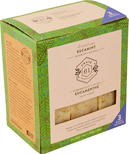 Rosemary Mint Soap Bar - 4