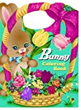 Bunny Coloring Book, Golden Books Staff, 0375835768