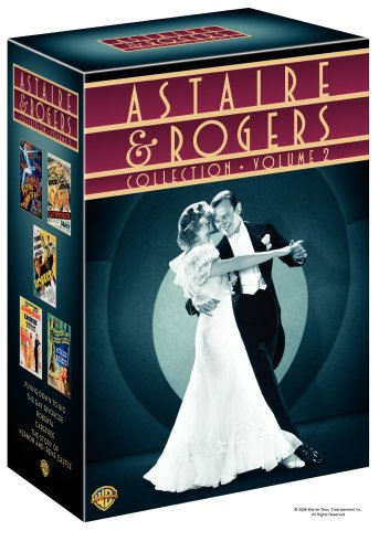 Astaire & Rogers Collection, Vol. 2 (Flying Down to Rio / The Gay Divorcee / Roberta / Carefree / The Story of Vernon and Irene Castle) by Warner Manufacturing