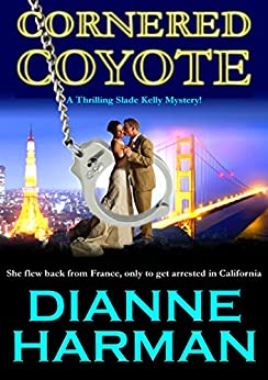 CORNERED COYOTE (Coyote Series Book 3) by [Harman, Dianne]