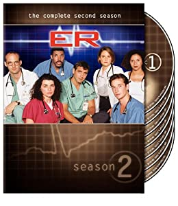 ER: The Complete Second Season by Warner Home Video