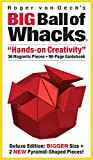 Creative Whack Company Roger von Oech's Big Ball of Whacks, Red