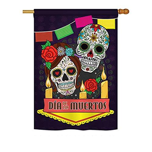 Ornament Collection Dia de Los Muertos - Fall Halloween Decoration - 28