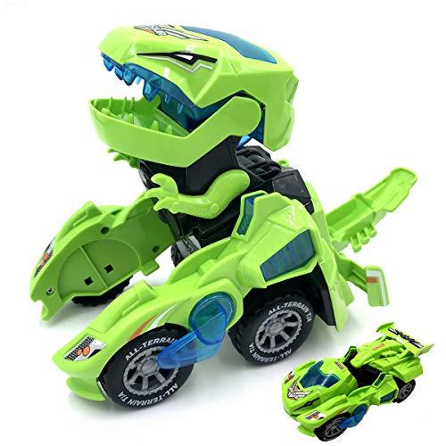 dinosaur robot transformer - 8