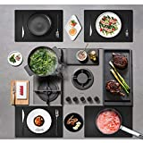 GOYSLER Silicone Placemats, Heat Resistant Table