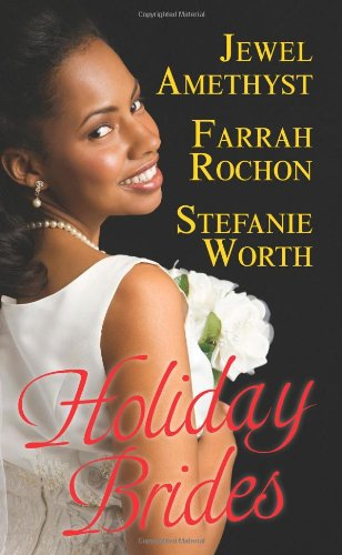 book cover of Holiday Brides