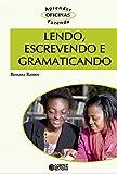 capa de Lendo, Escrevendo e Gramaticando