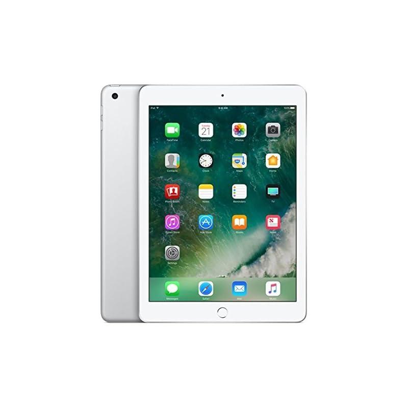 2017 iPad 32GB Wi-Fi + Cellular - Silver