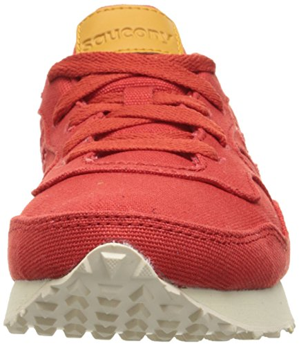 Saucony Originals Damen DXN Trainer Fashion Sneaker rot