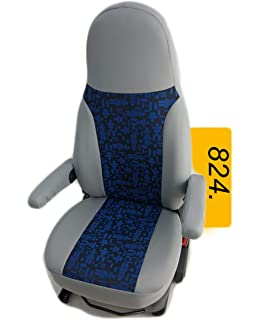 Nissan Interstar Cabsta Front Einzelsitzbezüge Fahrersitz Beifahrer Sitzschoner