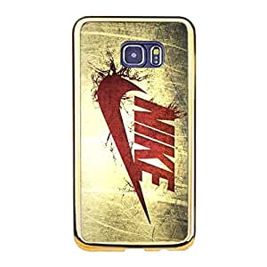 Luxury Nike Mark Back Cover for Samsung Galaxy S6 Edge Plus Cover Case Customized Perfect Nike Phone Case Nike Logo