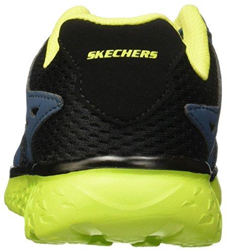Black 4 Skechers Zodox Gorun Blue Big M Sneaker 400 Kid cSwcZ64rC