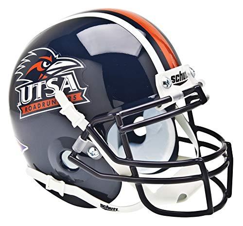 Schutt NCAA Mini Authentic XP Football Helmet, University of Texas San Antonio Roadrunners
