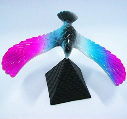 YOUTO Rotate Stand Pyramid Balancing Eagle Education Brain T