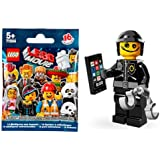 The Lego Movie - 71004 - Scribble-Face Bad Cop Minifigures