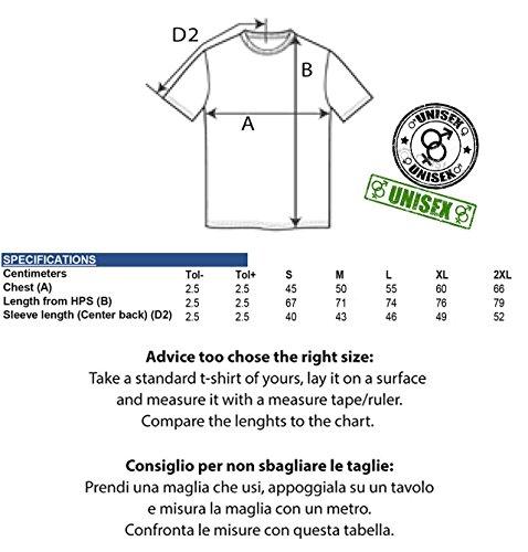 Il T Nero shirt Gigante Wallshirt Twin Peaks Unisex A6tPx8