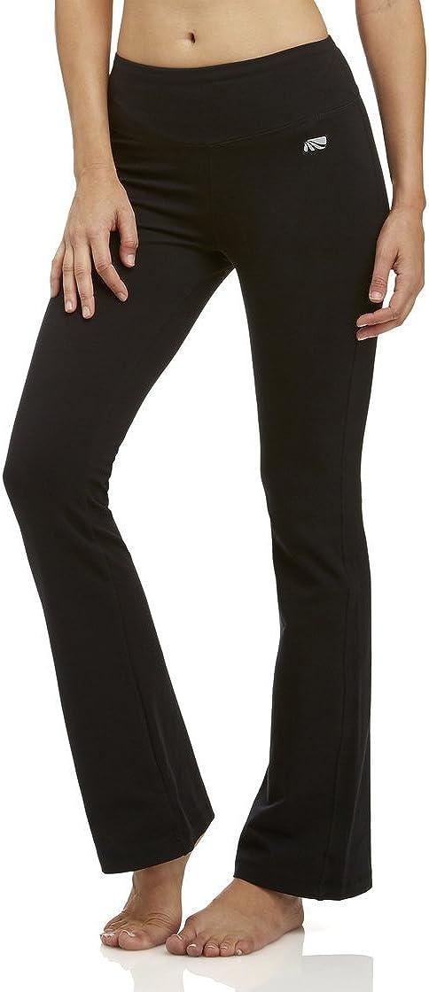 Marika Women's Carrie Tummy Control Bootleg Pant: Clothing
