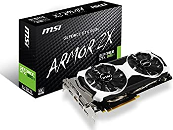 MSI GeForce 6GB GDDR5 ATX Video Card