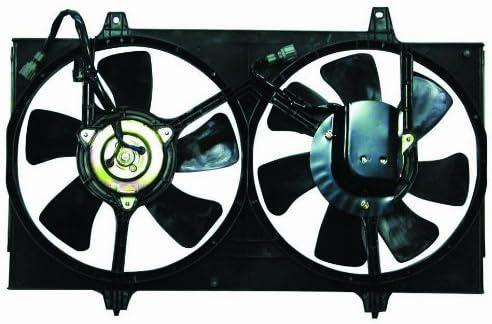 Depo 315-55005-100 Radiator Fan Assembly