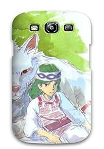 Lmf DIY phone caseNew Arrival Case Specially Design For Galaxy S3 (mononoke Hime)Lmf DIY phone case