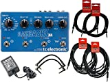 TC Electronics Flashback X4 w/6 Guitar Cables