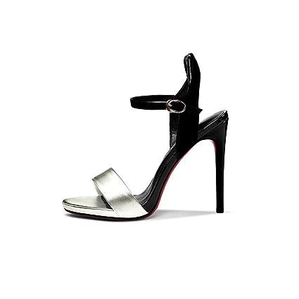 Tacón Simplicidad Dall Moda De Y Mujer Zapatos qxOpE