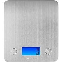Etekcity Báscula Digital para Cocina, 5 kg / 11 lbs