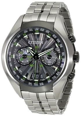 Citizen Men's CC1055-53E Satellite Wave Air Titanium Eco-Drive Watch