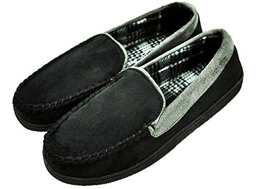 MIXIN Casual Outdoor Moccasin Slippers