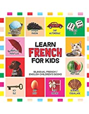 Learn French for Kids: French for Toddler - French Reading Practice, Teaching French to Preschoolers