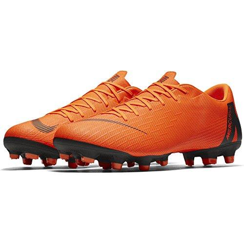Para Academy Zapatillas Xii white De Fútbol total Orange t Mercurial Vapor Hombre Mg Nike 810 Naranja wgt8fUq