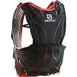 Salomon S-Lab ADV Skin3 12 Pack Set Aluminium/Black/Racing Red, XXS