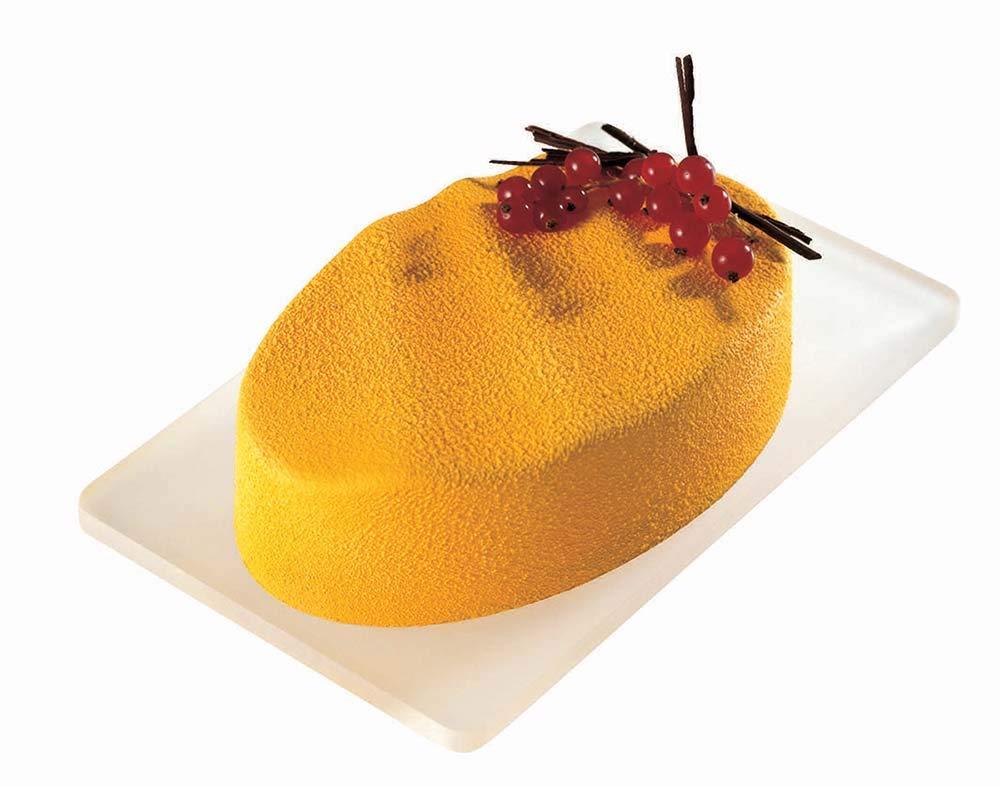 Martellato Orange Velvet Spray 13.5 Ounce (400ml) by Martellato (Image #3)