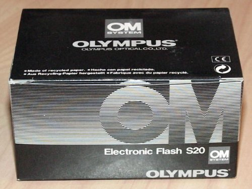 Olympus Electronic Flash S20