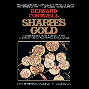Sharpe's Gold Audiobook