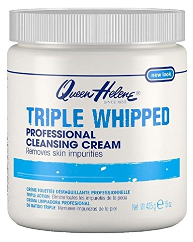Queen Helene Cream Cleansing Triple Whipped 15oz. (2 Pack)