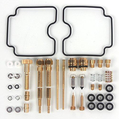 Wingsmoto Carburetor Carb Rebuild Repair Kits Set For Yamaha RAPTOR YFM660R 2001-2005