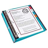 STAPLES Better 1-Inch D 3-Ring View Binder
