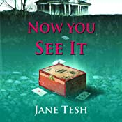 Now You See It: A Grace Street Mysteries, Book 3 | Jane Tesh