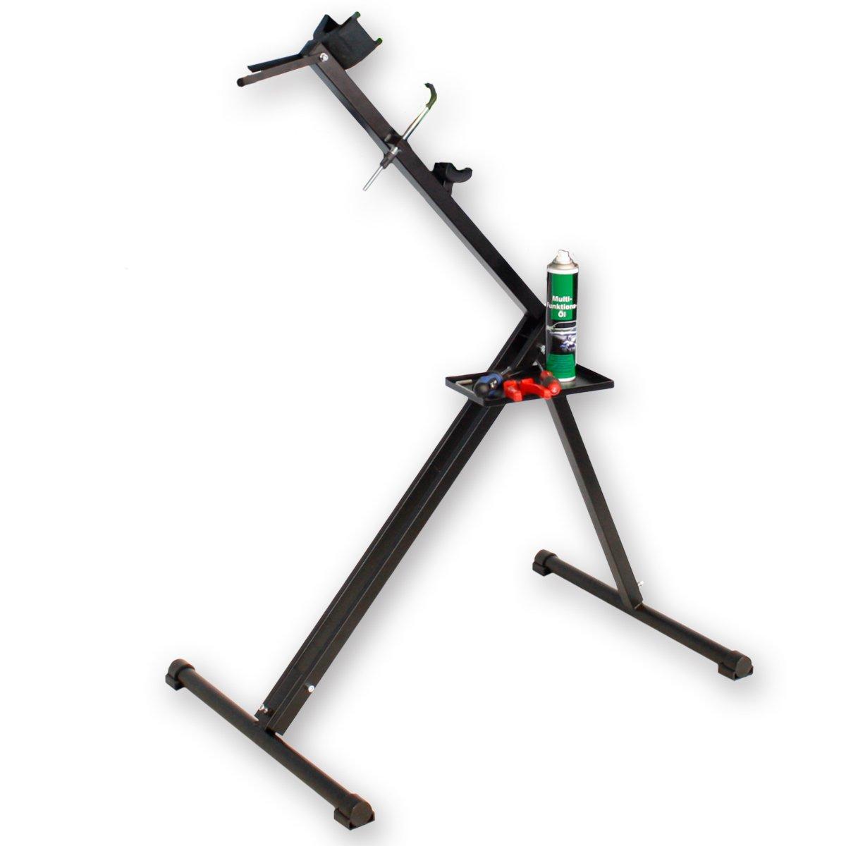 Torrex 30122 Farradmontageständer mit Werkzeugablage: Amazon.de ...