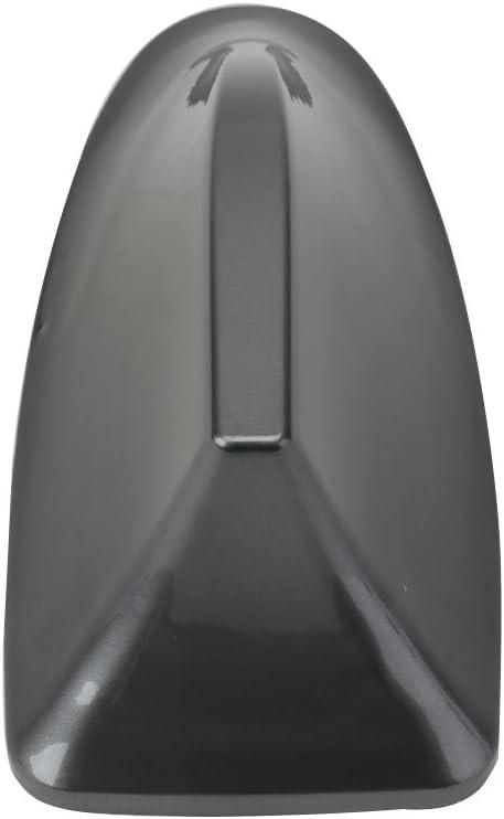 JUNERAIN - Antena de Techo Universal para Coche con diseño de Aleta de tiburón FM/Am