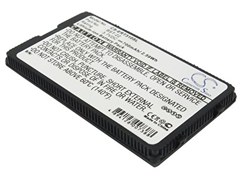 Battery Replacement for Sony Ericsson T300, T306, T310 Part NO -
