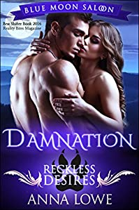 Damnation by Anna Lowe ebook deal